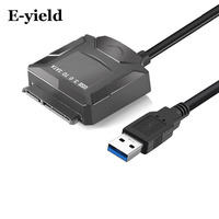 Super Speed USB 3 0 To SATA Adapter Cable For 2 5 3 5inch HDD SSD