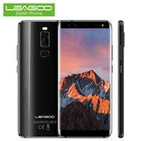 Leagoo S8 Unlock 4G LTE Dual Sim Mobile Phone Android 7 0 MT6750T Octa Core 3