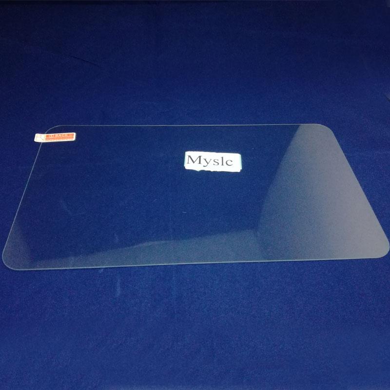 "7"" 8"" 9"" 10"" Universal Tempered Glass Screen Protector Film for Tablet Ereader Ebook car gps Navigation DVD Stereo Radio"