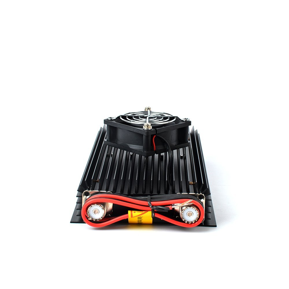 Good Performance 150w Output CB Radio Power Amplifier with FM+AM+SSB+CW Work Mode with a Mini Fan Free Shipping TC-300N