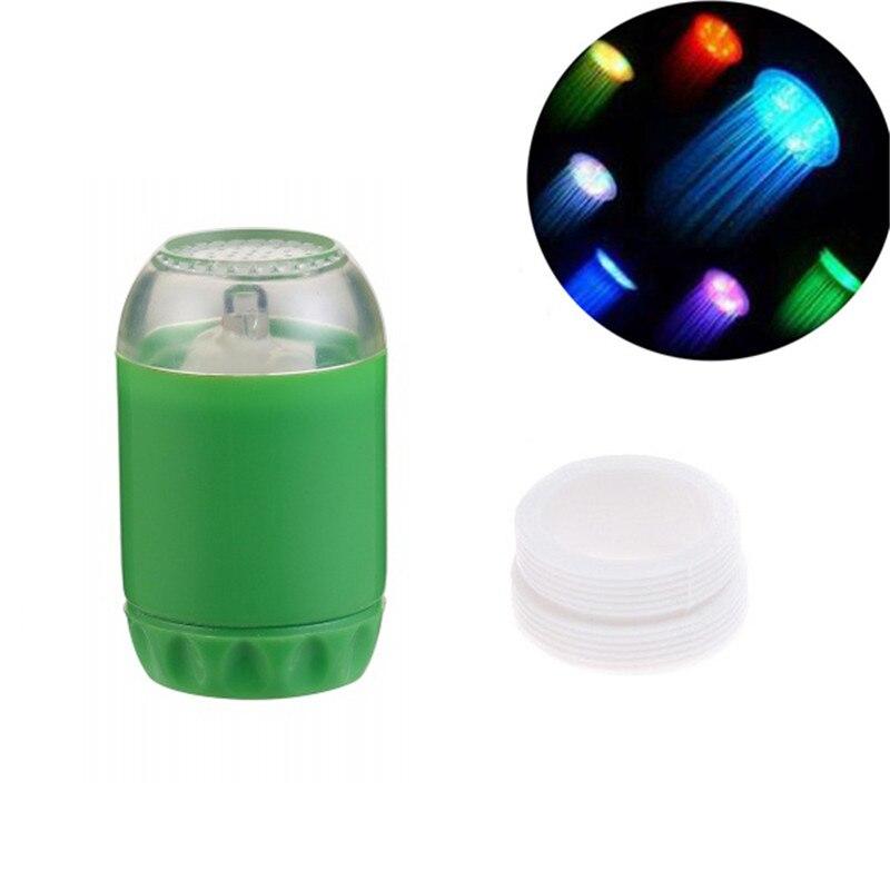200 шт. красные, синие зеленые воды три Цвет Температура изменить кран свет Сенсор ld80001-a3