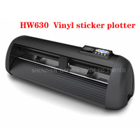 Free By DHL Vicsign Hw630 Vinyl Sticker Cutter With Red Dot Original Factory Hot Sales Fast