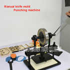 Hand Leather cutting machine ,photo paper, PVC/EVA sheet cutter mold,manual Leather Mold/Die cutting machine Manual die press - 4