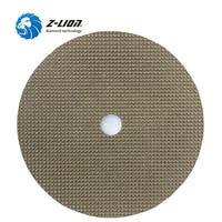 Z LION 7 180mm Diamond Grinding Wheel Electroplated Polishing Pads Flexible Glass Tile Granite Stone Polishing