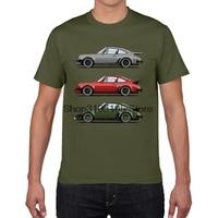 GILDAN Designer Men S Car T Shirt Turbos Super Car Race Youth Tops Tee Short Sleeve
