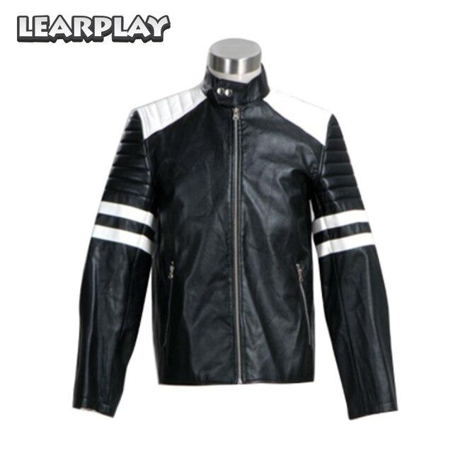 Fight Club Tyler Durden Jacket Cosplay Costumes New Mens Top Coat