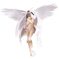 New figurine skytube Shining Ark anime Figure Seraphim Sakuya Sexy Angel Action figure feather ver PVC 35cm collection model