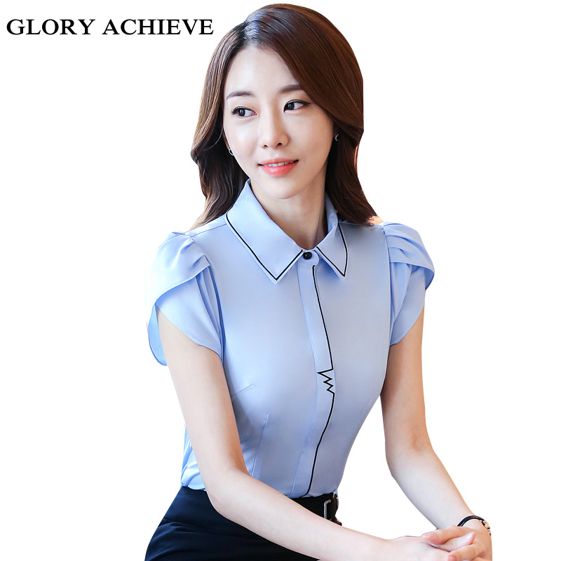 Popular Ladies Fitted White Shirt-Buy Cheap Ladies Fitted White ...