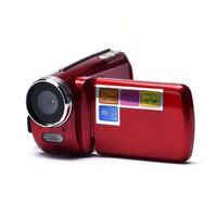 Хорошие продажи 1.8 дюймов TFT 4X цифровой зум мини видео Камера красный oct.16 мини-kamera