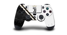 1pc Juventus Football PS4 Skin Sticker Decal For Sony PS4 Playstation 4 Dualshouck 4 Game PS4 Controller Sticker