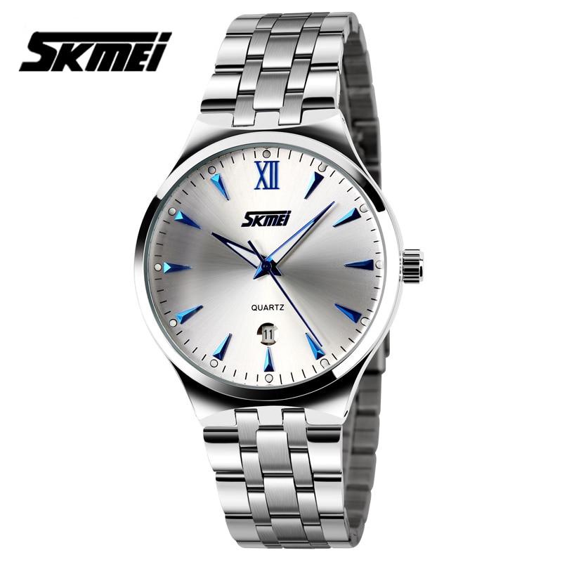 edd344f3812 Watches men luxury brand Watch Skmei quartz Digital men full steel  wristwatches dive 30m Casual watch relogio masculino mujer-in Quartz Watches  from Watches ...