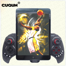 Hot Joystick For Phone Wireless Bluetooth Gamepad Android Telescopic Game Controller pad/Android IOS Tablet PC