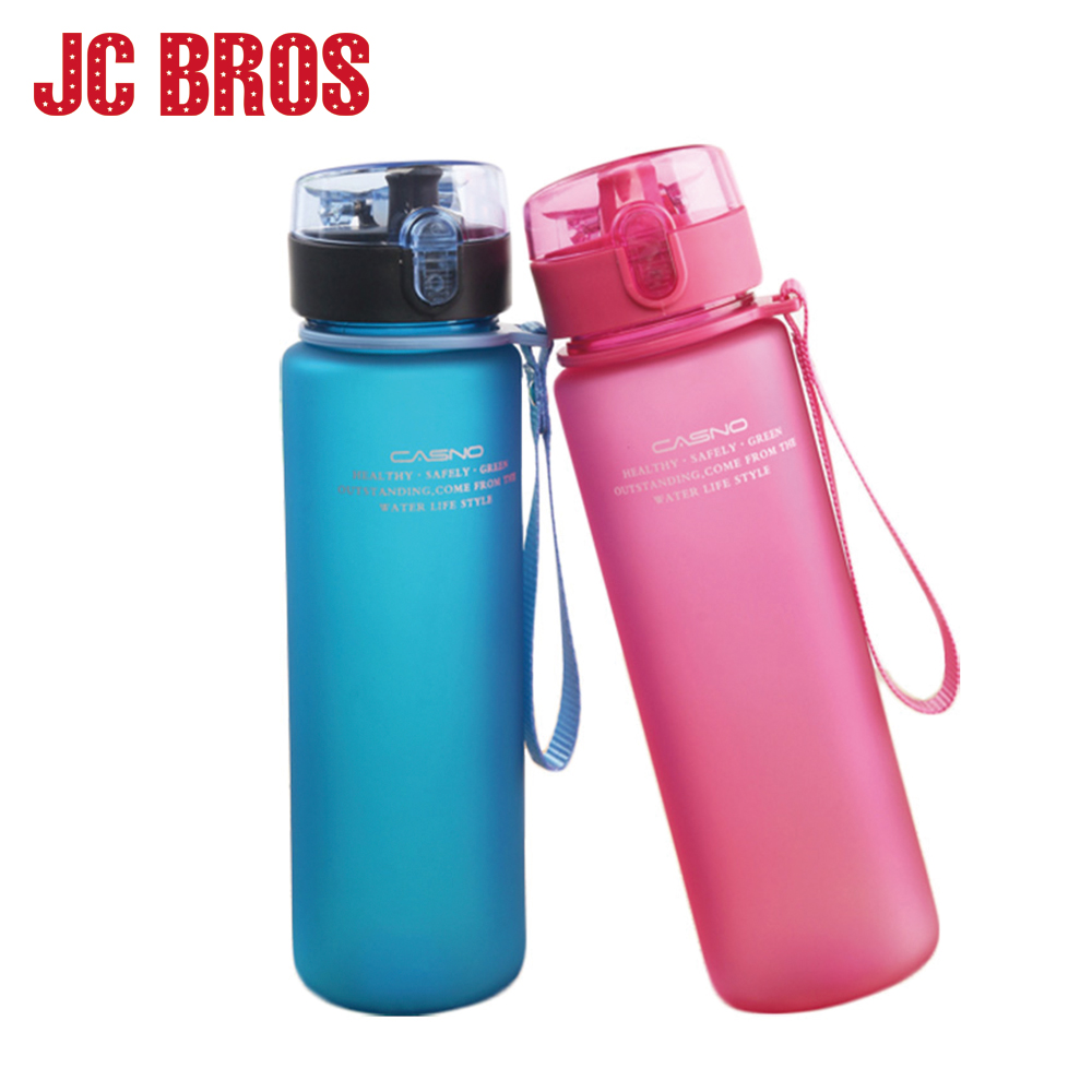 400/560ml Plastic Water Bottle BPA Free Leak Proof Sports Bottles Bicycle Hiking Portable Space Bottle Fruit Water Bottle|Water Bottles| |  - AliExpress