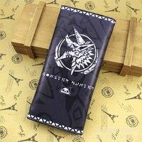 Monster Hunter бумажник PC онлайн игра тема ПУ кошелек Длинные Короткие виды кошельки для вас на выбор
