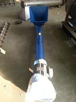 Pellet machine screw conveyor to hammer mill machine (ship by sea)