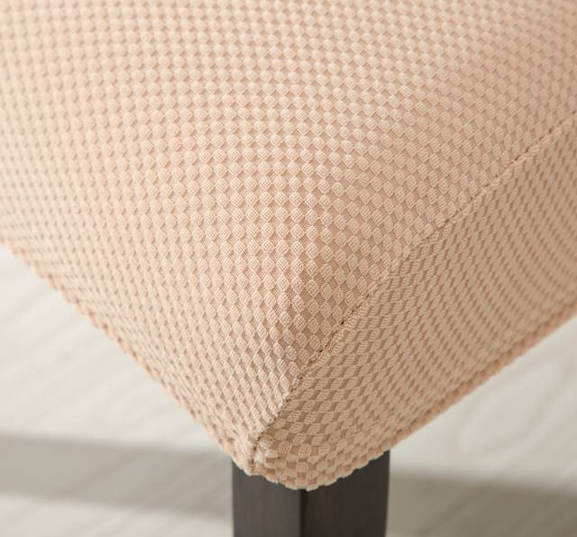 Dining Chair Covers Aliexpress Acapulco Replica Online Shop Romanzo High Quality Soft Knitted Fabric Universal Placeholder Spandex Christmas Banquet Decoration Stretch Cover