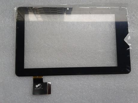 Original New 7 TeXet TM-7037W TM-7038W Tablet Capacitive touch screen panel Digitizer Glass Sensor Replacement Free Shipping new capacitive touch panel 7 inch mystery mid 703g tablet touch screen digitizer glass sensor replacement free shipping