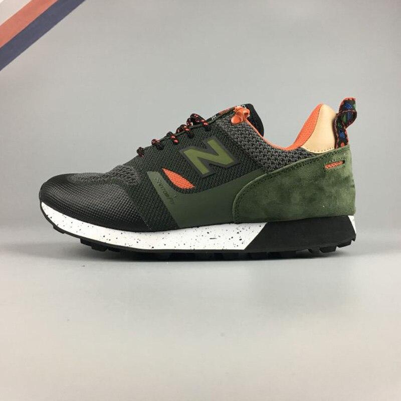 Новое поступление new BALANCE nb TRAILBUSTER ретро классический стиль пара обуви сетка вамп открытый бадминтон обувь размеры 36-44