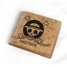 Monkey D. Luffy Skull PU Wallet