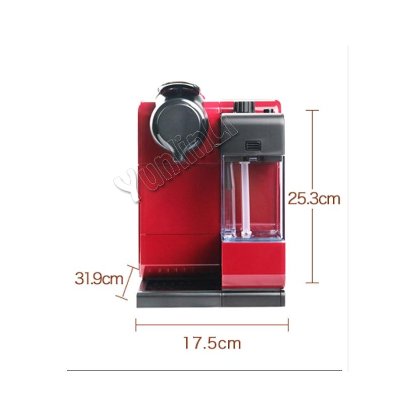220 V EN550 Kapsül Kahve Makineleri Otomatik Kapsül Kahve Makinesi - Elektrikli Mutfak Aletleri - Fotoğraf 5