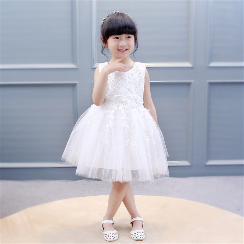BibiCola Kleine Mädchen Kleid Kinder Sommer Kleidung Party - Kinderkleidung - Foto 4