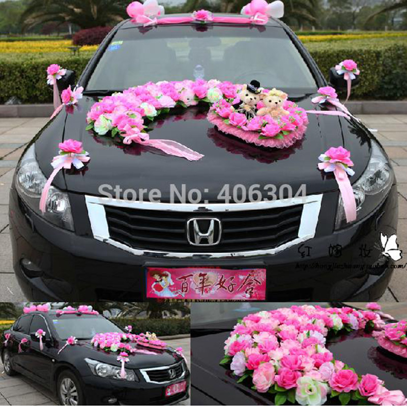 Buy artificial flowers 1 set lot wedding for Auto decoration shops in rawalpindi