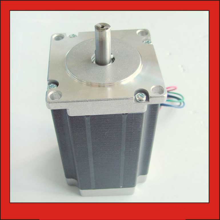 High Torque NEMA 23 Stepper Motor 3N.m (417oz-in) 2 Phase 4-lead 1.8 Frame 57mm Body Length 112mm CE ROHS CNC Stepper Motor цена