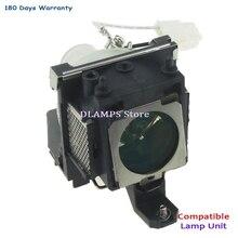 Hohe qualität 5J. j1R03.001 Ersatz lampe Mit Gehäuse Für BENQ CP220, CP220C, CP225 MP610 MP620 MP620p MP720 MP770 W100