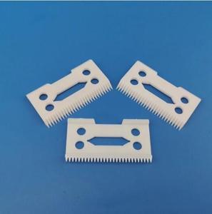 Image 2 - Бесплатная доставка, 5 шт. 28 зубов, цирконий Керамический Резак, лезвие для вахл, старшая машинка для стрижки