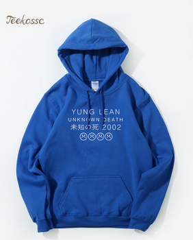 0021ba7e Japan Letter Print Hoodie Men YUNG LEAN UNKNOWN DEATH Sad Boys Sweatshirts  Mens Harajuku Hoodies Fleece Warm Hooded Homme Hoody