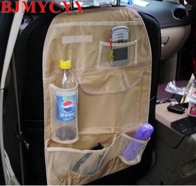 BJMYCYY Araba styling Organizatör Oto Cep Saklama Çantası Araç - Araç Içi Aksesuarları - Fotoğraf 2