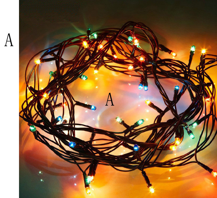 FGHGF Brand 2018 High Quality 150 Inch Warm White Rattan LED String Fairy Lights For Xmas Wedding Party Hot Drop Shipping