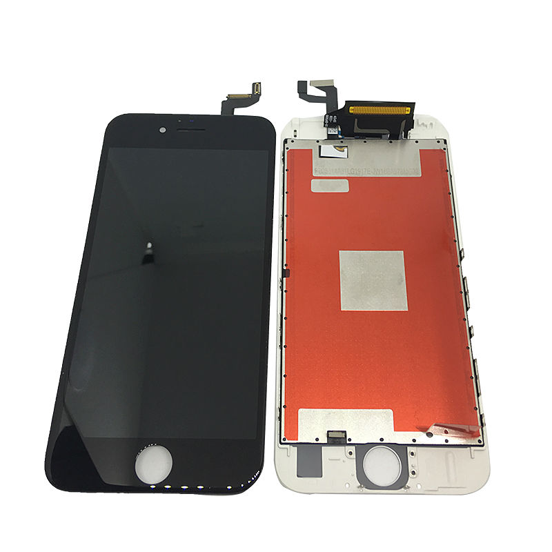 No Dead Pixel LCD For iPhone 6S LCD Display With Touch Screen Digitizer Assembly replacement parts Free DHL EMS 5 PCS/Lot reatil packaging 1pcs lot for huawei g7 no dead pixel lcd display with touch screen digitizer assembly replacement free shipping