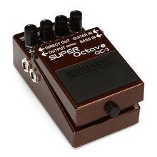 Boss Audio OC 3 Dual Super Octave Pedal for font b Guitar b font or Bass
