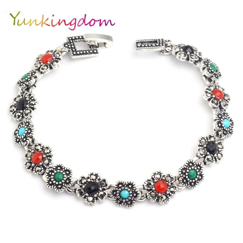Yunkingdom Vintage bijouterie a bracelets
