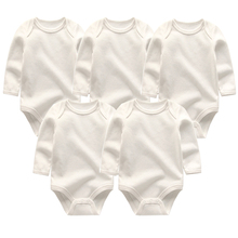 2019 Baby bodysuits cute 5pcs/lots new born baby boy girls clothes Underwear baby costume