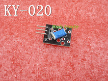 Smart Electronics 10pcs/lot 3pin KEYES KY-020 Standard Tilt Switch Sensor Module for Arduino diy Starter Kit KY020