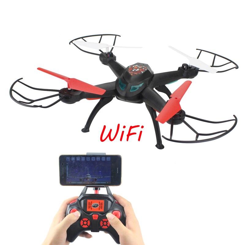 Радиоуправляемый квадрокоптер 2.4 г Дистанционное управление вертолет 6 оси гироскопа об ...