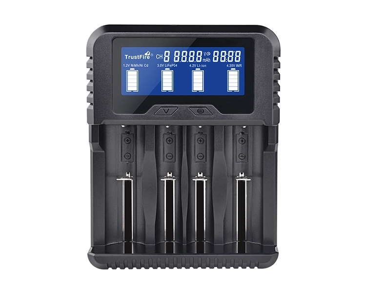 TrustFire TR-020 Quick Charger3.0 USB Charger QC3.0 Smart Battery ChargerSet 18650 /26650 /32650 battery chargerTrustFire TR-020 Quick Charger3.0 USB Charger QC3.0 Smart Battery ChargerSet 18650 /26650 /32650 battery charger