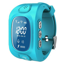 2016 Newest Q60 GPS GSM GPRS Smart Watch For Kids Intelligent Locator Tracker Anti Lost Remote