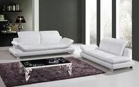 Cow Genuine Leather Sofa Set Living Room Furniture Couch Sofas Living Room Sofa Sectional Corner Sofa