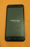 Original LCD Display Digitizer Touch Screen Frame For HOMTOM HT3 Pro MTK6735 Quad Core 5 0
