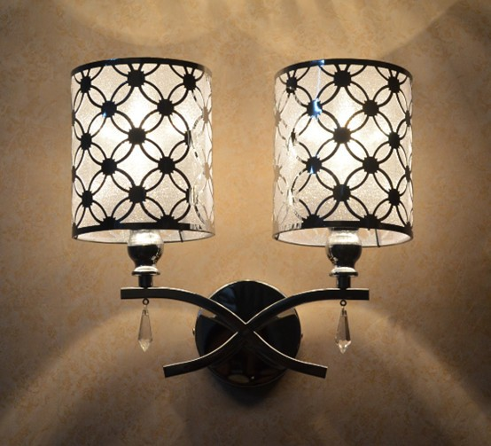 Exclusive New Living Room Lights Hall Lights Decoration Lamp Double Bedroom Bedside Lamp Wall Lamp Led Modern Study modern acrylic led wall lights bedroom bedside wall lamp lampara de pared bed room decoration lighting wall sconces