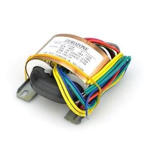 Image 1 - ZEROZONE 30VA R transformator rdzeniowy 220V + 220V + 14V dla naszych EAR834 Phono Stage Amp L13 5
