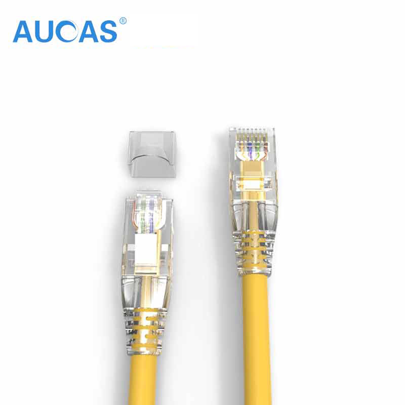AUCAS 0.5 M 1 M 2 M 3 M 5 M Netwerk UTP CAT5E Kabel RJ45 UTP - Computer kabels en connectoren - Foto 4