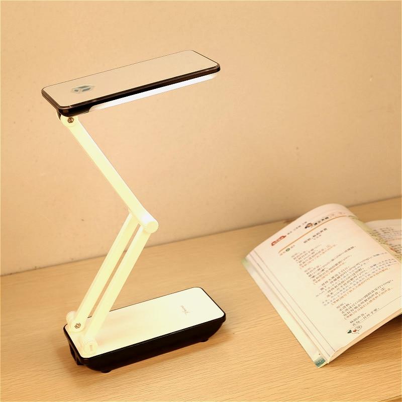 Hingebungsvoll Yage Led Schreibtisch Lampen Nacht Licht Faltbare Led Tisch Lampe 800 Mah Batterie In Tabelle Licht Flexible Drei Modi Mini Lampe Flash-deal Lampen & Schirme