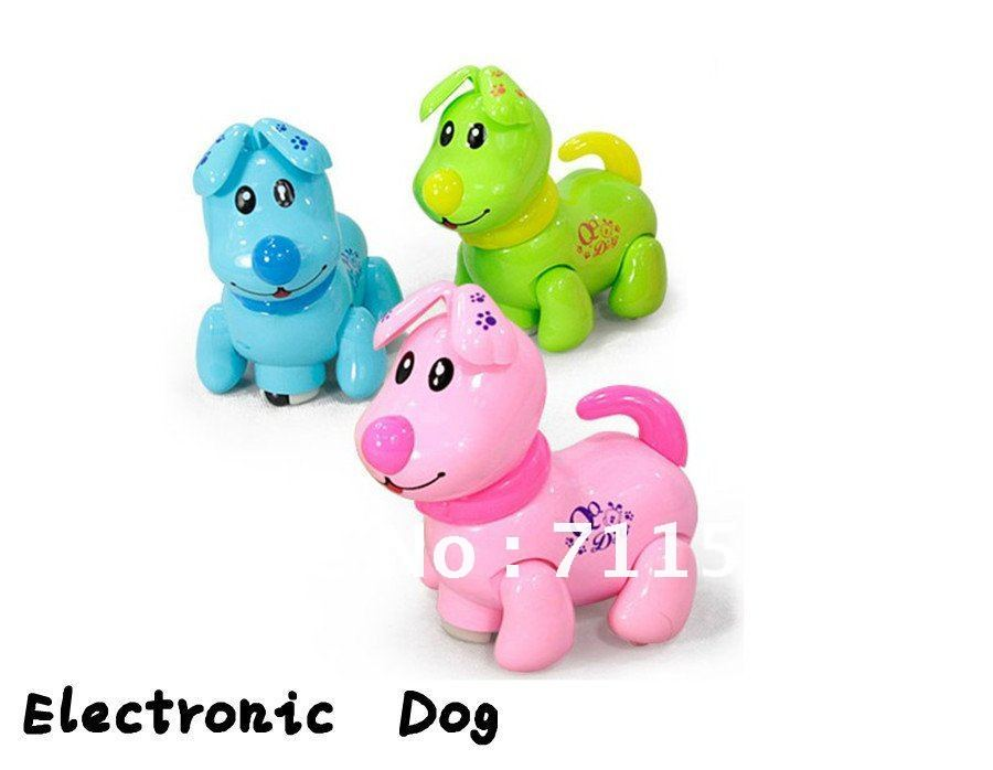 Electronic Toy Dogs That Walk