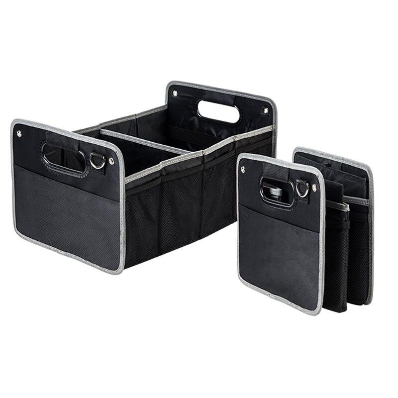 1pcs Car Trunk Organizer Large Capacity Folding Storage Box For KIA Ceed Sportage Rio 3 4