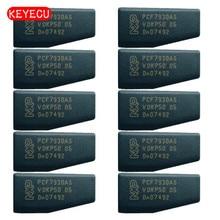Keyecu 10 шт./лот чипа PCF7930AS ID73 чип