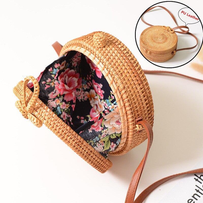 bali-island-hand-woven-bag-round-butterfly-buckle-rattan-straw-bags-satchel-wind-bohemia-beach-circle-bag